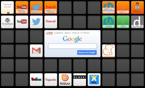Un webmix de las aplicaciones que intervienen en mi PLE
